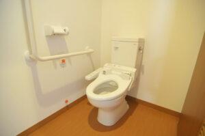 プライベートトイレ