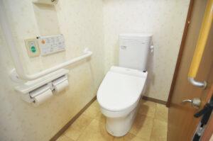 共同用トイレ